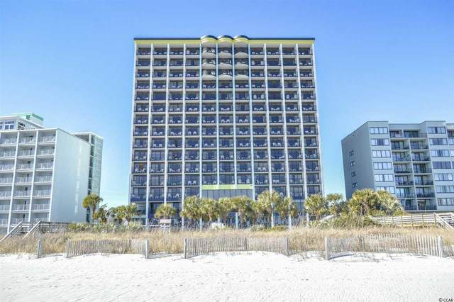 6804 N Ocean Blvd. #1103, Myrtle Beach, SC 29572 (MLS #2103817) :: Surfside Realty Company