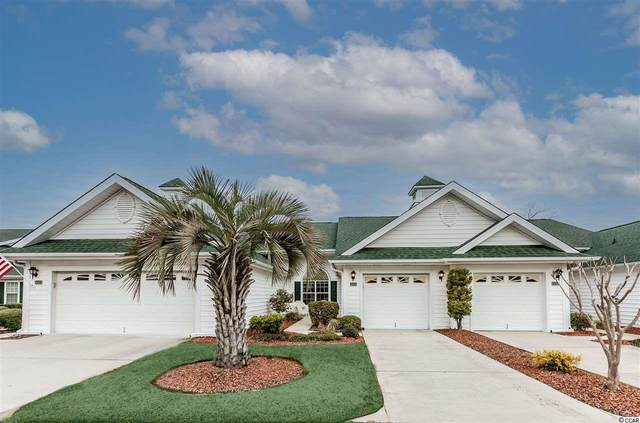 614 Intracoastal Way Dr. #102, Myrtle Beach, SC 29579 (MLS #2103832) :: The Litchfield Company