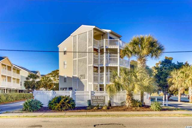 211 N Hillside Dr. #203, North Myrtle Beach, SC 29582 (MLS #2103905) :: Armand R Roux | Real Estate Buy The Coast LLC
