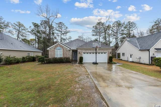 136 Swallowtail Ct., Little River, SC 29566 (MLS #2103908) :: The Litchfield Company