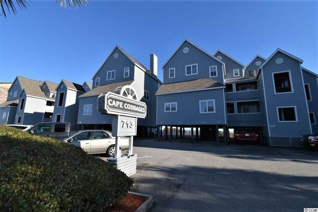 713 N Ocean Blvd. #212, Surfside Beach, SC 29575 (MLS #2103915) :: The Lachicotte Company