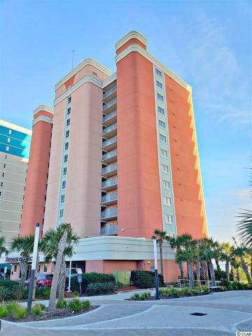 1604 N Ocean Blvd. #1101, Myrtle Beach, SC 29577 (MLS #2103921) :: The Greg Sisson Team
