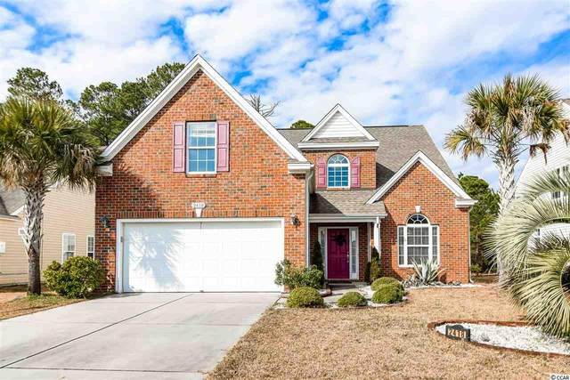 2418 Windmill Way, Myrtle Beach, SC 29579 (MLS #2103922) :: The Greg Sisson Team