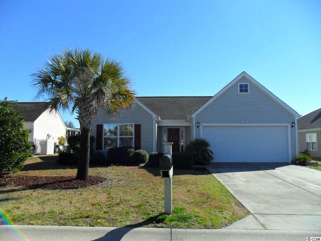 2195 Haystack Way, Myrtle Beach, SC 29579 (MLS #2103964) :: The Greg Sisson Team
