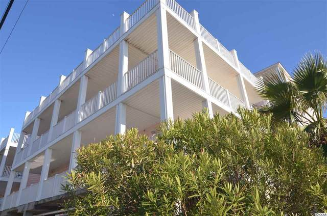 817 S Ocean Blvd. #302, North Myrtle Beach, SC 29582 (MLS #2103967) :: Dunes Realty Sales