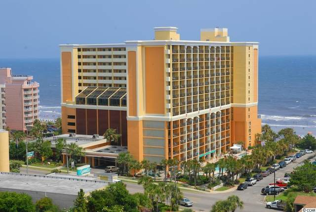 6900 N Ocean Blvd. #510, Myrtle Beach, SC 29572 (MLS #2103968) :: The Litchfield Company