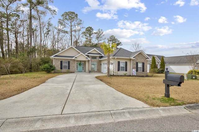 583 W Oak Circle Dr., Myrtle Beach, SC 29588 (MLS #2103974) :: Garden City Realty, Inc.