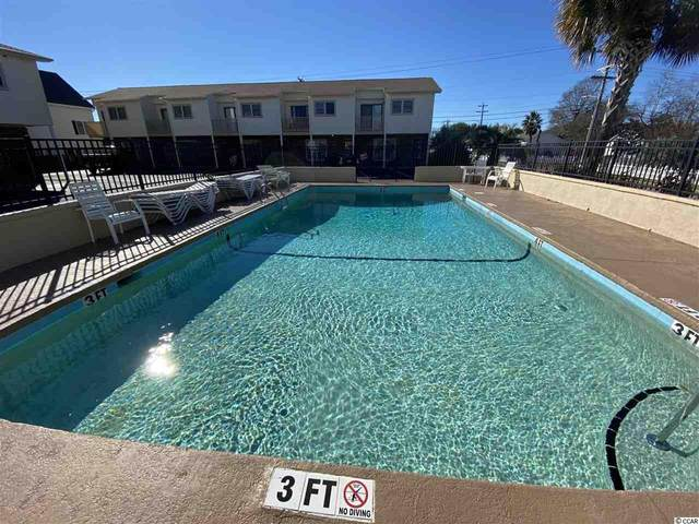 2607 Yaupon Dr. #11, Myrtle Beach, SC 29577 (MLS #2103982) :: Surfside Realty Company