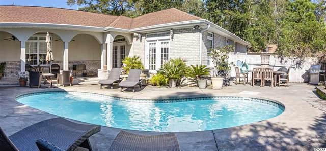 4335 Live Oak Dr., Little River, SC 29566 (MLS #2103996) :: Armand R Roux | Real Estate Buy The Coast LLC