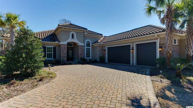 7961 San Marcello Dr., Myrtle Beach, SC 29579 (MLS #2103999) :: The Litchfield Company