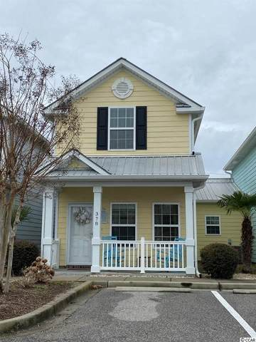 378 Snorkel Way #378, Myrtle Beach, SC 29577 (MLS #2104012) :: The Litchfield Company