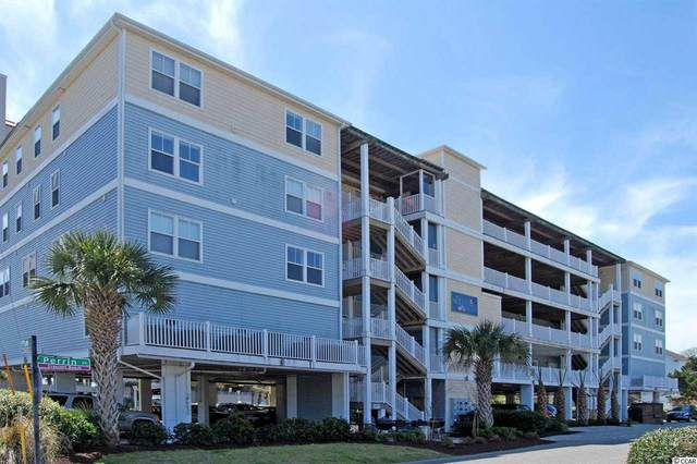 1401 S Perrin Dr. #501, North Myrtle Beach, SC 29582 (MLS #2104021) :: Grand Strand Homes & Land Realty
