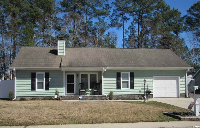 106 Lexington Pl., Myrtle Beach, SC 29588 (MLS #2104025) :: Armand R Roux | Real Estate Buy The Coast LLC