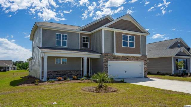 243 Walnut Grove Ct., Myrtle Beach, SC 29579 (MLS #2104026) :: The Litchfield Company