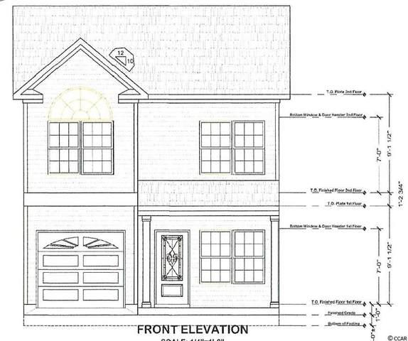 418 Terrace View Ct., Myrtle Beach, SC 29579 (MLS #2104029) :: BRG Real Estate