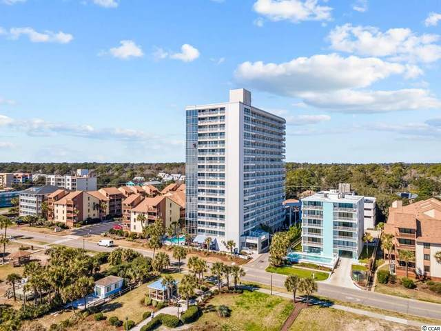 5511 N Ocean Blvd. #701, Myrtle Beach, SC 29577 (MLS #2104040) :: Garden City Realty, Inc.