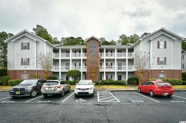 4818 Innisbrook Ct. #608, Myrtle Beach, SC 29579 (MLS #2104041) :: Jerry Pinkas Real Estate Experts, Inc