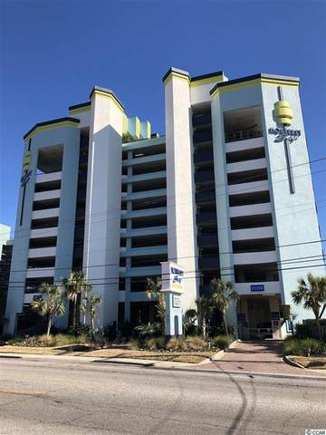 6804 N Ocean Blvd. #1001, Myrtle Beach, SC 29572 (MLS #2104065) :: Garden City Realty, Inc.