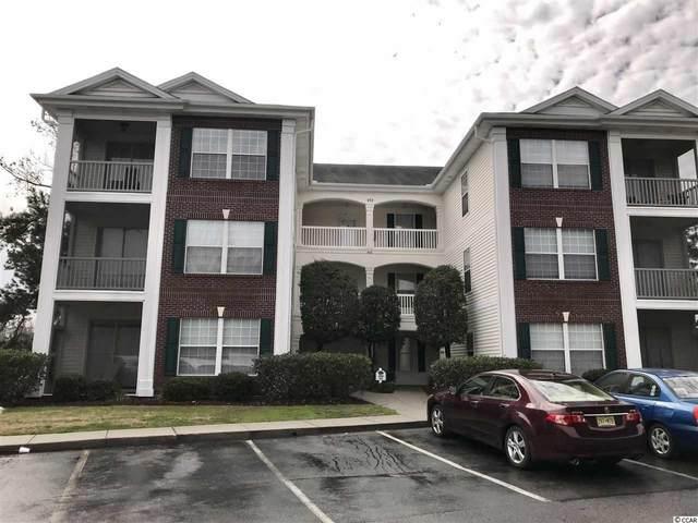472 River Oaks Dr. 65-G, Myrtle Beach, SC 29579 (MLS #2104076) :: The Lachicotte Company