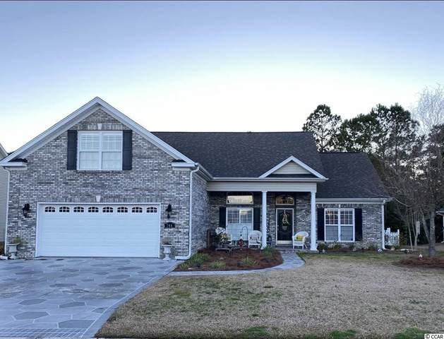 744 Lalton Dr., Conway, SC 29526 (MLS #2104087) :: The Litchfield Company