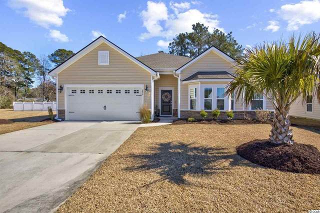 290 Harbison Circle, Myrtle Beach, SC 29588 (MLS #2104090) :: Leonard, Call at Kingston