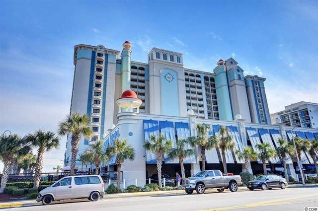 2311 S Ocean Blvd. #1117, Myrtle Beach, SC 29577 (MLS #2104105) :: Leonard, Call at Kingston