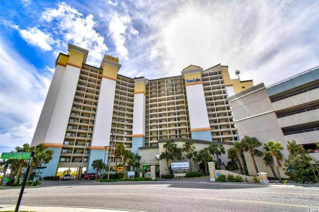 4800 S Ocean Blvd. #609, North Myrtle Beach, SC 29582 (MLS #2104115) :: Dunes Realty Sales