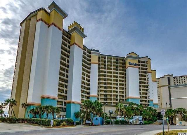 4800 S Ocean Blvd. #704, North Myrtle Beach, SC 29582 (MLS #2104120) :: Dunes Realty Sales