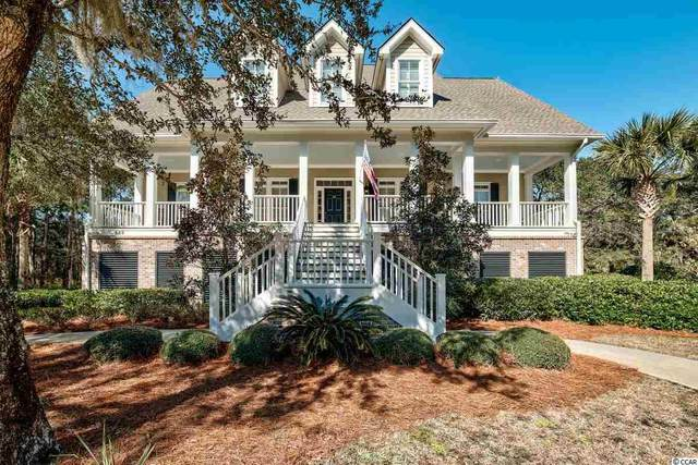 569 Bonnyneck Dr., Georgetown, SC 29440 (MLS #2104127) :: Leonard, Call at Kingston