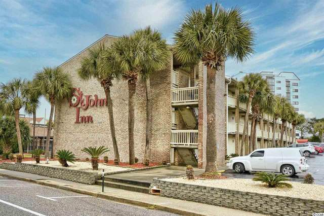 6803 N Ocean Blvd. #213, Myrtle Beach, SC 29577 (MLS #2104146) :: Garden City Realty, Inc.