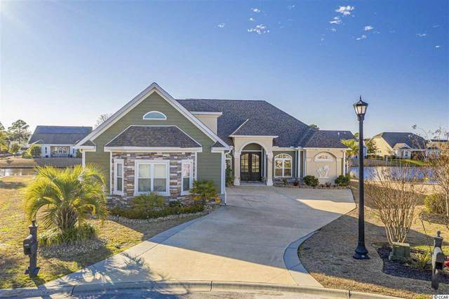 1400 Bermuda Grass Dr., Myrtle Beach, SC 29579 (MLS #2104155) :: Duncan Group Properties