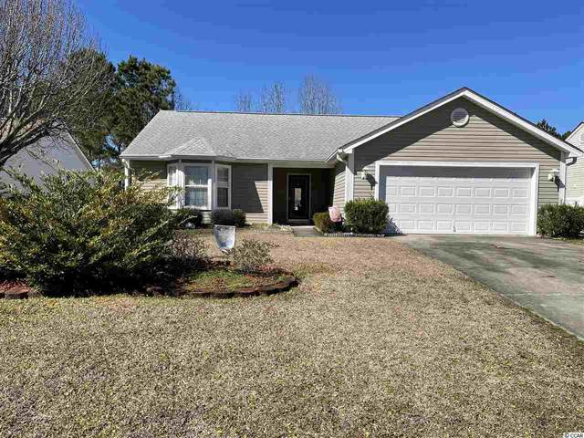 547 Bridgeport Dr., Myrtle Beach, SC 29577 (MLS #2104168) :: The Litchfield Company