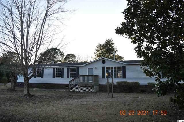 19 Gates Way, Pawleys Island, SC 29585 (MLS #2104174) :: The Litchfield Company