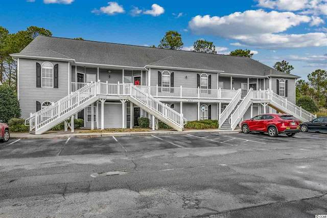 106 West Haven Dr. 6A, Myrtle Beach, SC 29579 (MLS #2104175) :: The Litchfield Company