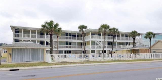 210 S Ocean Blvd. Unit 305, North Myrtle Beach, SC 29582 (MLS #2104178) :: The Litchfield Company