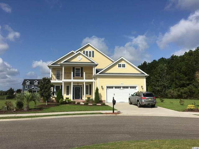 4017 Chalmers Ct., Myrtle Beach, SC 29579 (MLS #2104180) :: The Litchfield Company