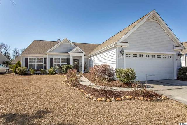 2775 Coopers Ct., Myrtle Beach, SC 29579 (MLS #2104186) :: Duncan Group Properties