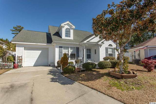226 Fox Squirrel Dr., Myrtle Beach, SC 29588 (MLS #2104187) :: Grand Strand Homes & Land Realty