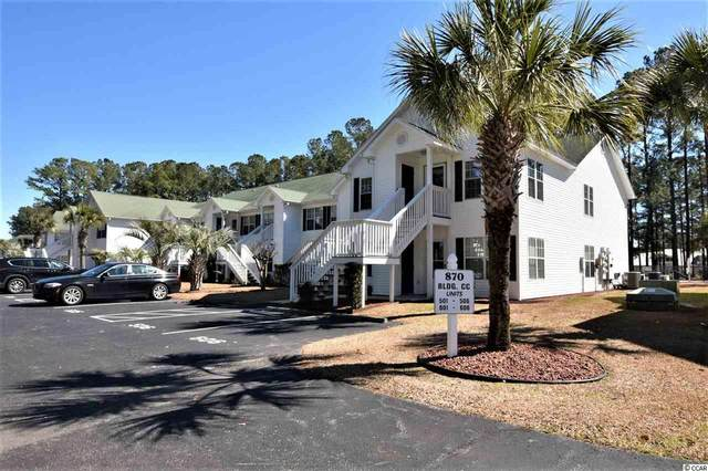 870 Fairway Dr. 606CC, Longs, SC 29568 (MLS #2104191) :: The Litchfield Company