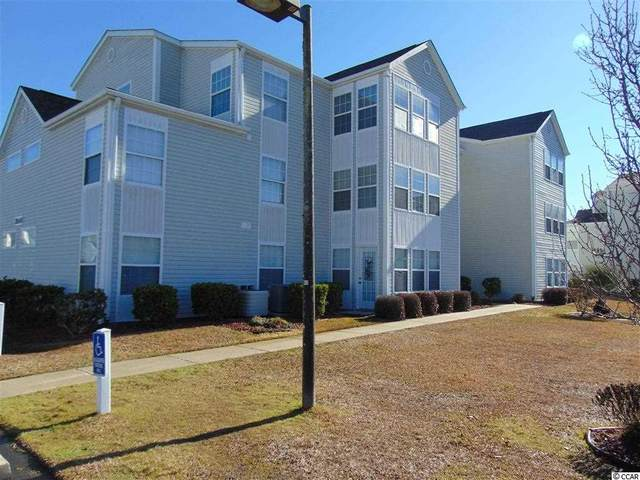8649 Southbridge Dr. H, Surfside Beach, SC 29575 (MLS #2104194) :: The Litchfield Company