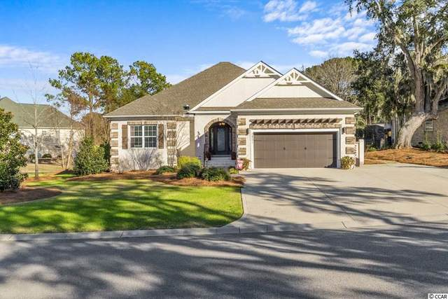 2801 Ships Wheel Dr., North Myrtle Beach, SC 29582 (MLS #2104205) :: Jerry Pinkas Real Estate Experts, Inc