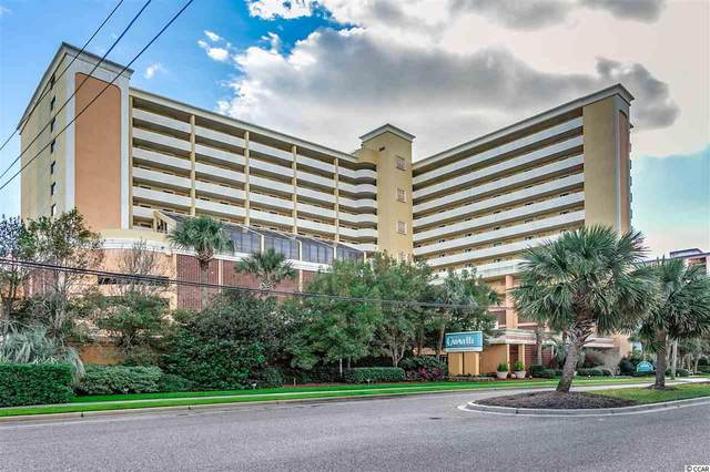 7000 N Ocean Blvd. #433, Myrtle Beach, SC 29572 (MLS #2104206) :: Garden City Realty, Inc.