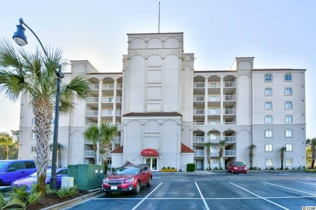2151 Bridge View Ct. 3-202, North Myrtle Beach, SC 29582 (MLS #2104216) :: The Litchfield Company