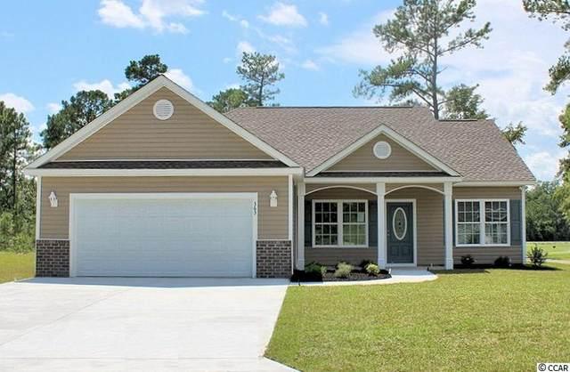 354 Long Meadow Dr., Loris, SC 29569 (MLS #2104222) :: Armand R Roux | Real Estate Buy The Coast LLC
