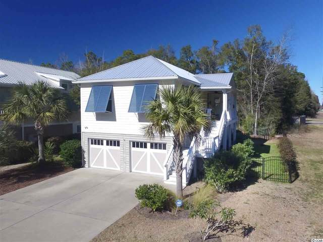 156 Harbour Reef Dr., Pawleys Island, SC 29585 (MLS #2104225) :: The Litchfield Company