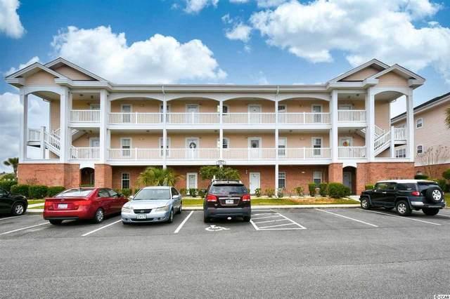 3965 Forsythia Ct. #303, Myrtle Beach, SC 29588 (MLS #2104240) :: Armand R Roux | Real Estate Buy The Coast LLC