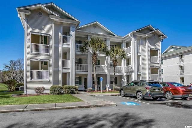 573 Blue River Ct. B, Myrtle Beach, SC 29579 (MLS #2104242) :: The Lachicotte Company