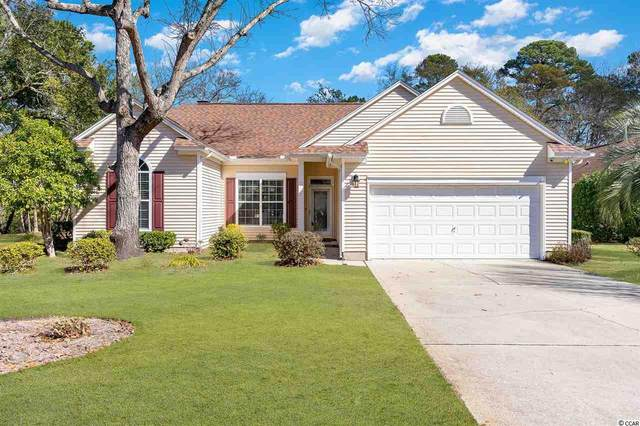 127 Tradition Club Dr., Pawleys Island, SC 29585 (MLS #2104243) :: The Litchfield Company