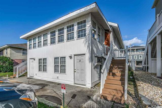 914 S Ocean Blvd., North Myrtle Beach, SC 29582 (MLS #2104255) :: The Lachicotte Company