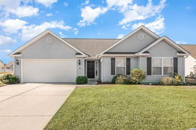 298 Four Leaf Ln., Murrells Inlet, SC 29576 (MLS #2104256) :: The Litchfield Company